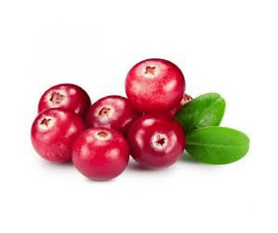 cranberry cistite úlcera gástrica