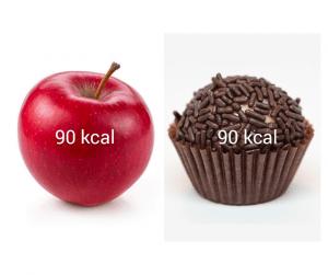 contar calorias emagrece
